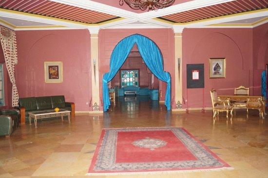Ametis Club Karam : холл отеля