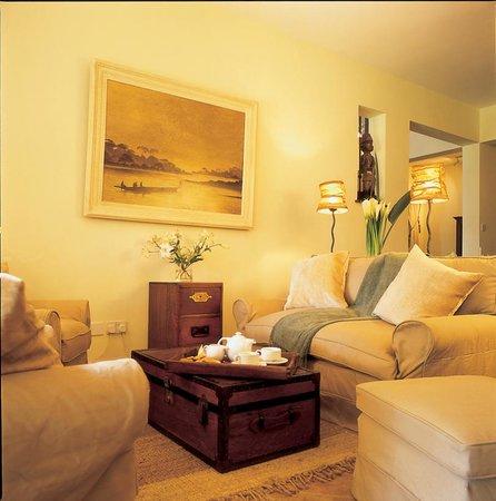 Palacina Residence & Suites: Lounge