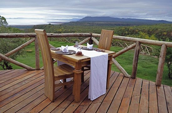 Escarpment Luxury Lodge Image