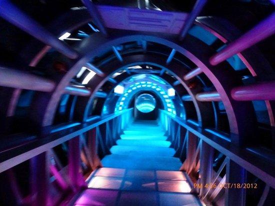 Tecnópolis: Tunel del tiempo