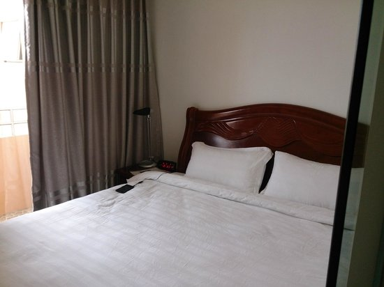 Regency Grand Suites : ベット