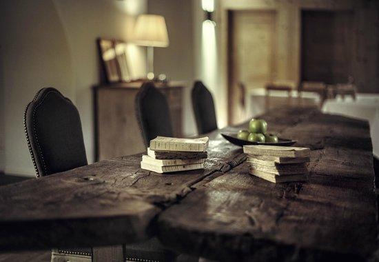 Hotel Chesa Stüva Colani: Restaurant