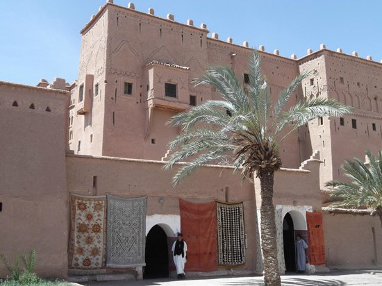 Marrakech Expedition - Day Trips : palazzo