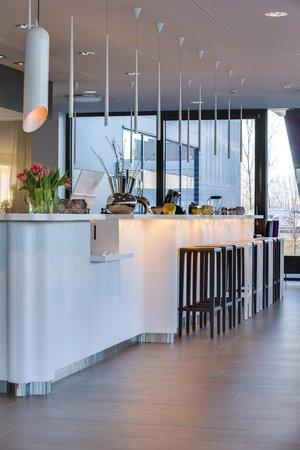 Park Inn By Radisson Lund : The Lobby Bar