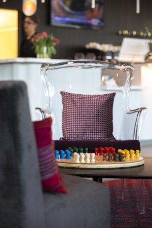 Park Inn By Radisson Lund : Lobby bar