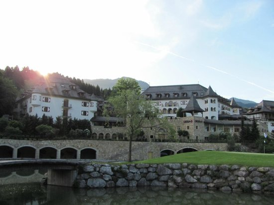 A-ROSA Resort Kitzbühel: Утро