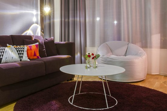Park Inn By Radisson Lund : The four suites, all individually designed for your needs.