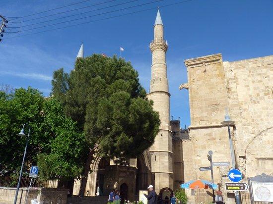 Selimiye Mosque: la moschea