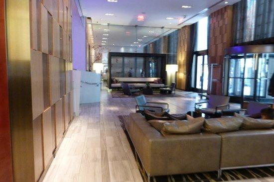 Andaz Wall Street: Lobby 3