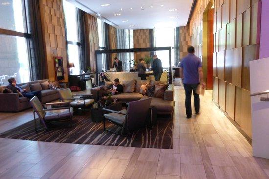 Andaz Wall Street: Lobby 2