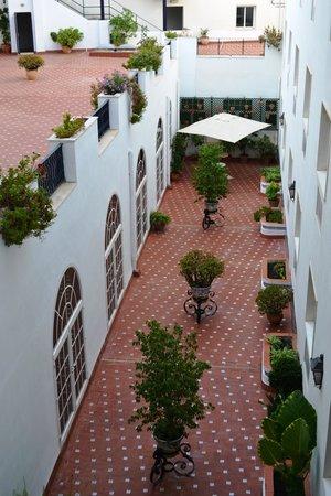 Monte Triana Hotel : zalig slapen aan de rustige kant