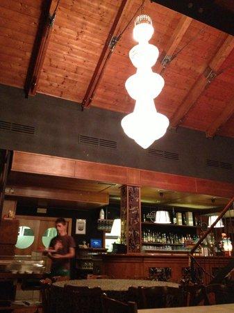 Doge Veneziano: ресторан очень просторный и уютный