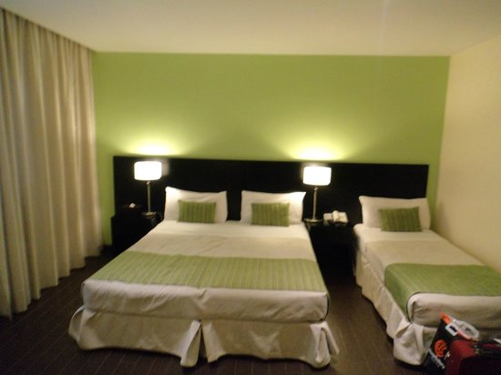 Grand Crucero Iguazu Hotel : Habitación Standard