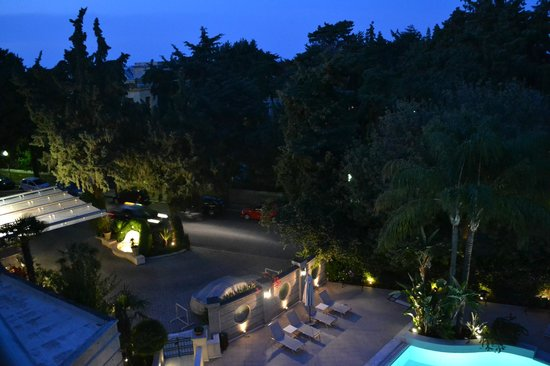 Rodos Park Suites & Spa: room view