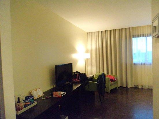 Grand Crucero Iguazu Hotel : Hab 623