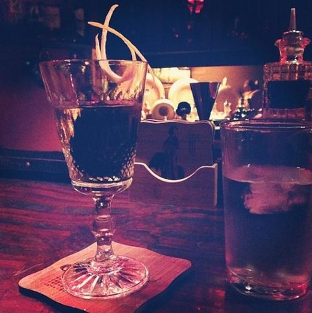 Bam-Bou Restaurant: More drinks from Red Bar