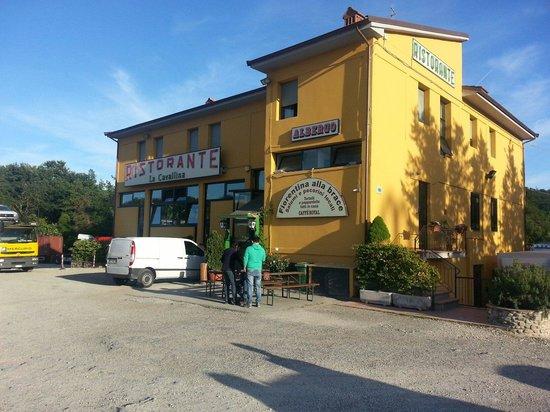 Ristorante La Cavallina : Ingresso