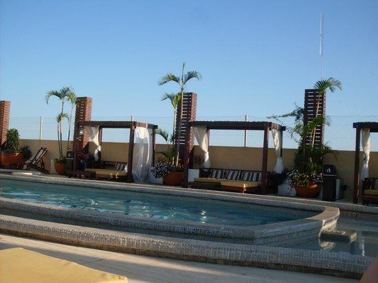 Grand Crucero Iguazu Hotel : Gazebos