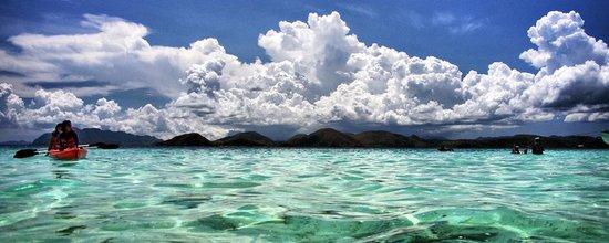 Coron Westown Resort: Coron Island, beautiful isn't it!