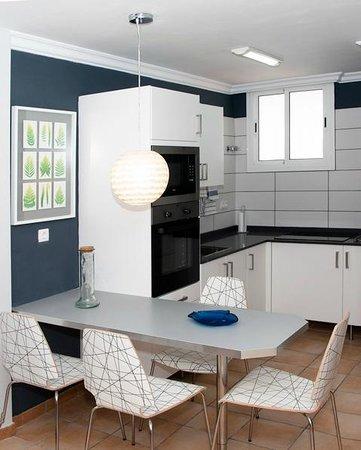 Las Perlas: Full equipped kitchen