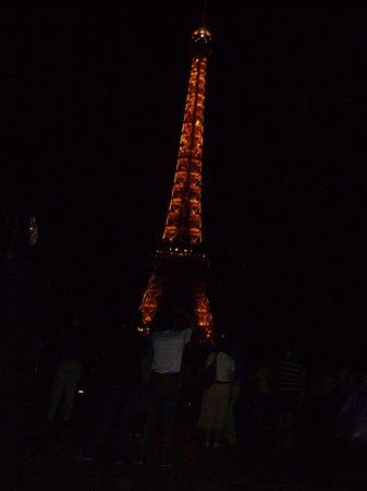 PARISCityVISION: totte Eiffel