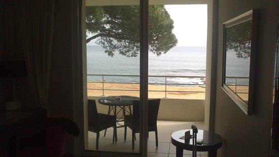 Hotel Dolce Vita : Balcon