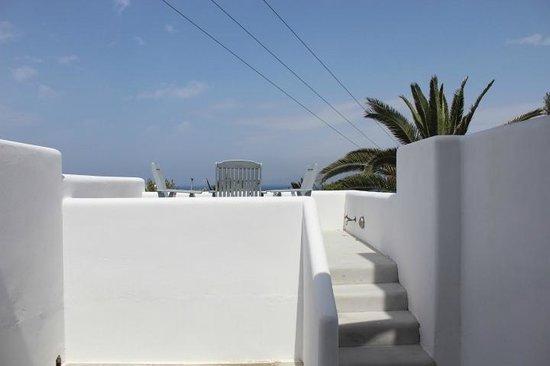 Ilio Maris Hotel: балкон