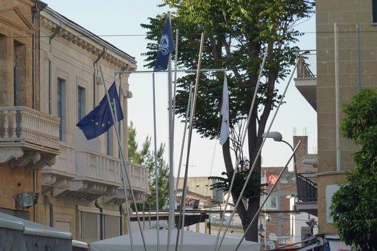 Ledra Street Crossing Point: frontiera