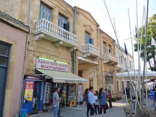 Ledra Street Crossing Point: posto di frontiera