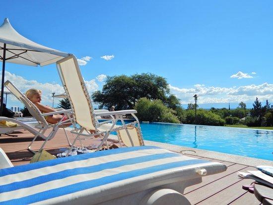 Chamonix: piscina