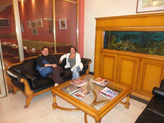 Hotel Boutique Reino Del Plata: Recepcion