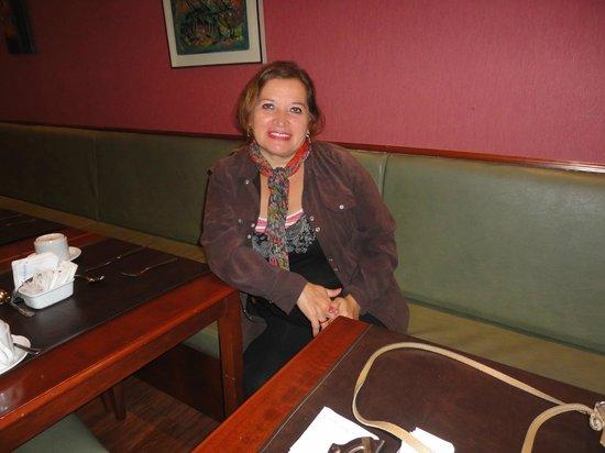 Hotel Boutique Reino Del Plata: Desayunar