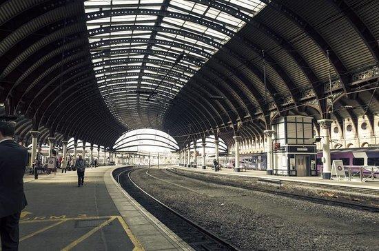 National Railway Museum: York Train Station