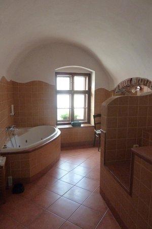 Pension Royal : Bathroom