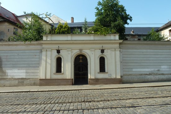 Pension Royal : A small shrine close to the pensione