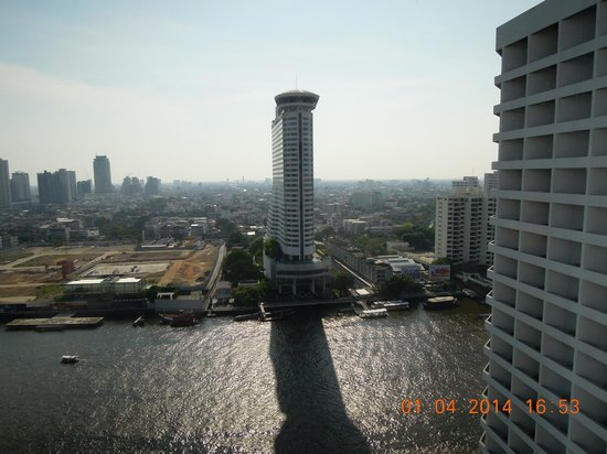 Royal Orchid Sheraton Hotel & Towers: View
