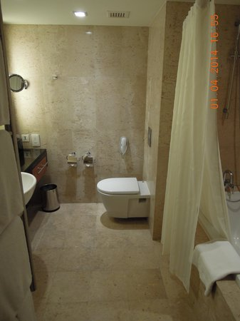 Royal Orchid Sheraton Hotel & Towers : Bathroom