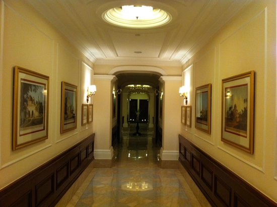 The Imperial Hotel: Interior