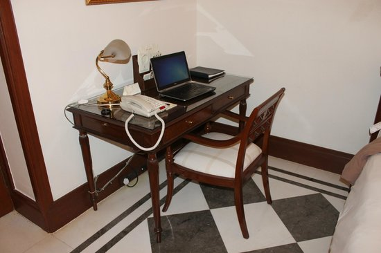 The Imperial Hotel: Writing desk