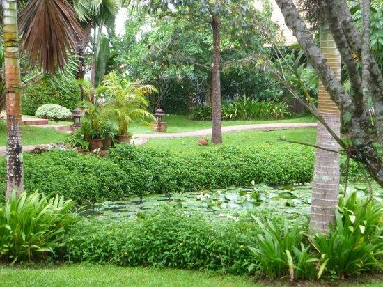 The Legend Chiang Rai: Garten