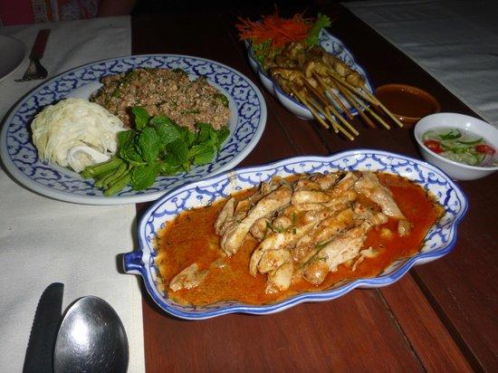 The Legend Chiang Rai : Essen