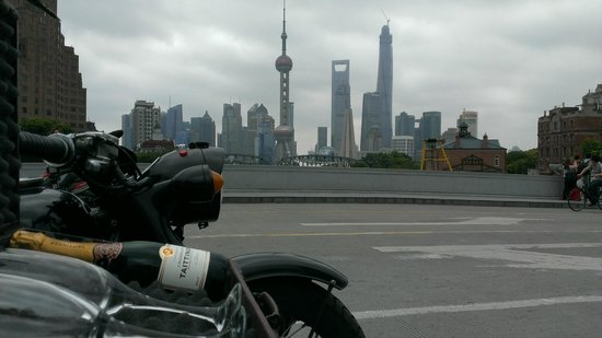 Insiders-Shanghai Private One-day Tour: Skyline