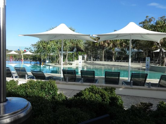 RACV Noosa Resort : Pool area