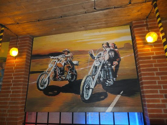 Rock and Roll Garage: Easy Rider