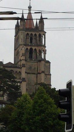 Cathédrale de Lausanne : Lindo