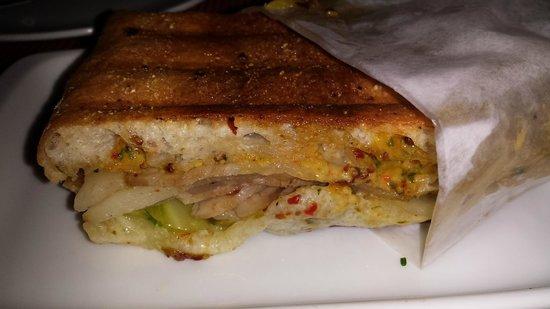 Toro : Mini Cuban sandwich