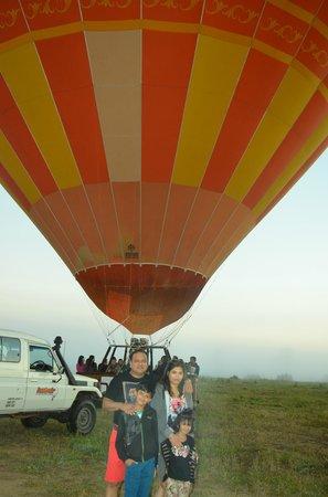 Hot Air Balloon Gold Coast: Hot Air Baloon