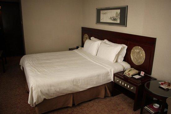 Gudu Wenhua Hotel: Двухместный номер