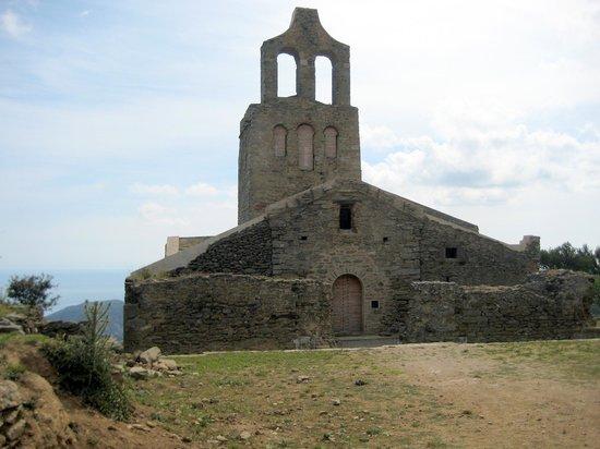 Monasterio de Sant Pere de Rodes: Santa Elena