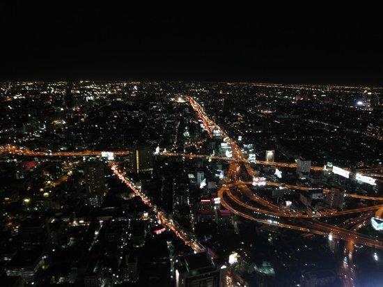 Budacco : Ночной Бангкок с верху